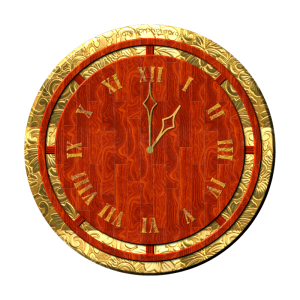 gold-and-wood-clock-roman-numerals-800x800