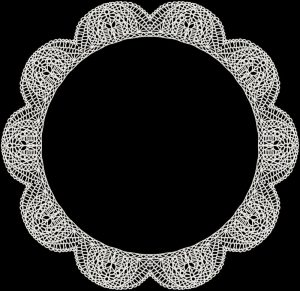 antique-lace-frame