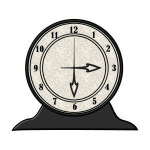 black-and-beige-clock-numerals
