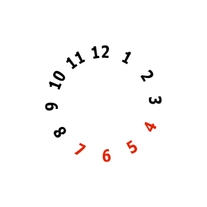 clock-numbers-2-3