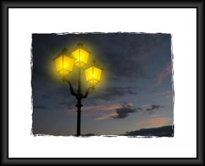 early-evening-street-lights