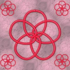 stellated-image-with-tubed-beads-of-red-swirly-balls