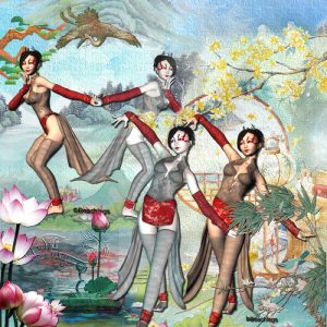 dancers-chineses