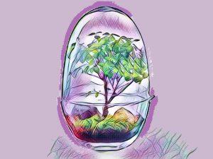 under-glass