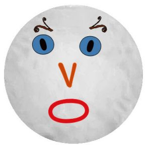 astonished-snowman-head