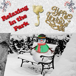 snowman-relaxing-in-park-600