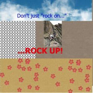 rock-up