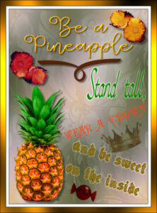 be-a-pineapple