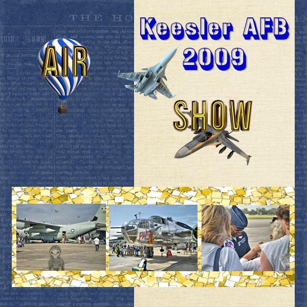 Keesler AFB Air Show 2009