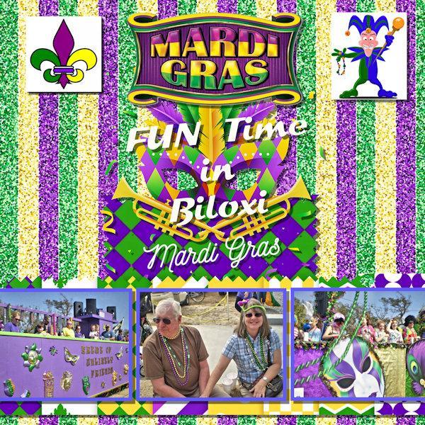 Mardi Gras, Biloxi, MS 2011